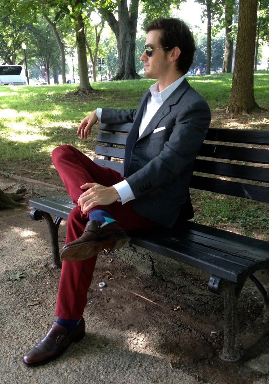 Rich Colored Pants