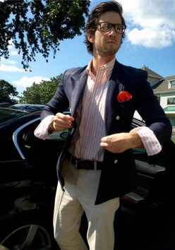 Double Breast Sport Coat