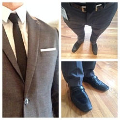 Grey marketers suit